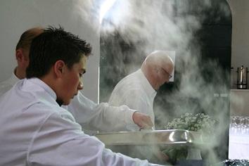 koks in de catering